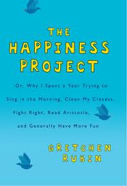 the happiness project book