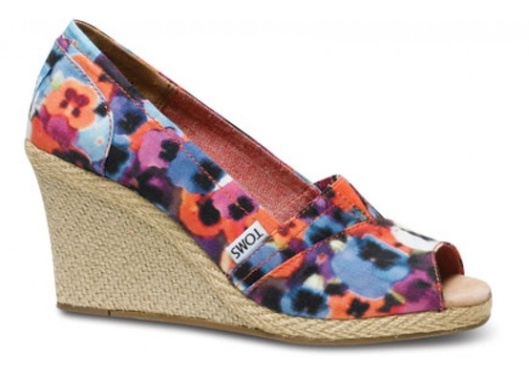 TOMS oahu wedges