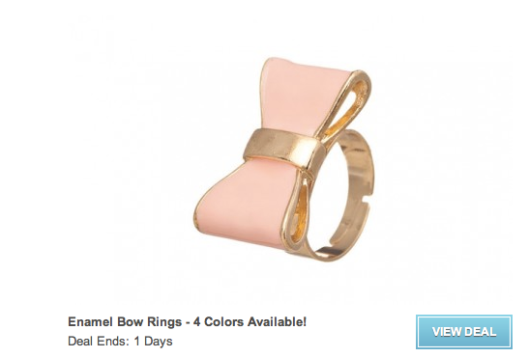 Ring from GroopDealz