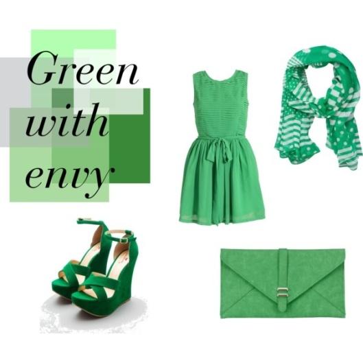 Green by Something Winnderful #stylinsunday